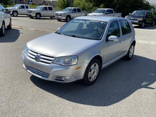 Used 2008 Volkswagen City Golf for sale in Mount Brydges, ON