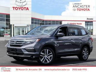 Used 2018 Honda Pilot Touring for sale in Ancaster, ON