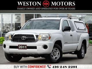 Used 2011 Toyota Tacoma 2.7L*EXTCAB*SHELVING!!* for sale in Toronto, ON
