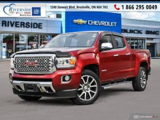 Used 2017 GMC Canyon Denali for sale in Brockville, ON
