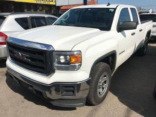 Used 2014 GMC Sierra 1500 Base Double Cab for sale in Mississauga, ON