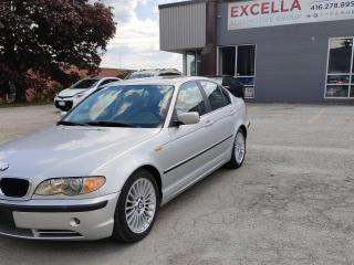 Used 2002 BMW 3 Series 330i 4dr Sdn RWD for sale in North York, ON