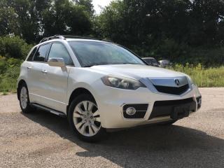Used 2010 Acura RDX AWD 4dr for sale in Waterloo, ON