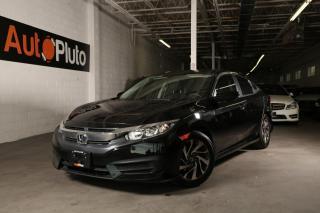 Used 2016 Honda Civic Sedan 4dr CVT EX for sale in North York, ON
