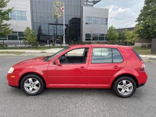Used 2010 Volkswagen City Golf City Golf Auto, 4 door, Sunroof, low km, for sale in Toronto, ON