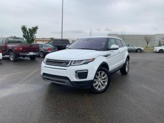 Used 2017 Land Rover Range Rover Evoque SE | $0 DOWN - EVERYONE APPROVED!! for sale in Calgary, AB