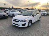 Photo of White 2013 Subaru Impreza