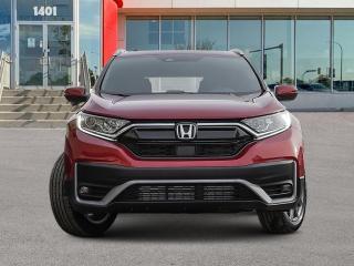 New 2021 Honda CR-V Sport for sale in Winnipeg, MB