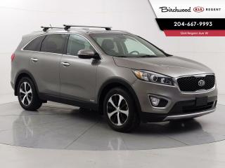Used 2016 Kia Sorento 3.3L EX+   Locally Owned & Serviced   Rare Find!   V6   Panoramic Sunroof   7 Seater   for sale in Winnipeg, MB