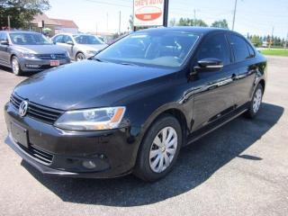 Used 2014 Volkswagen Jetta Trendline for sale in Alvinston, ON