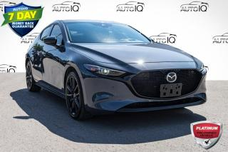 Used 2021 Mazda MAZDA3 GT w/Turbo AWD LEATHER INTERIOR for sale in Innisfil, ON