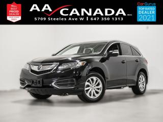 Used 2018 Acura RDX Tech | LEATHER | SUNROOF | NAVI | for sale in North York, ON
