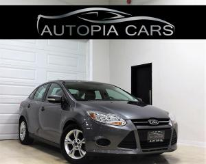 Used 2014 Ford Focus SE AUTOMATIC TRANSMISSION LOW MILLAGE for sale in North York, ON