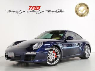 Used 2009 Porsche 911 CARRERA S I PDK I SUNROOF I NAV I BOSE for sale in Vaughan, ON