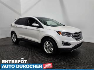 Used 2017 Ford Edge SEL AWD AUTOMATIQUE Navigation - Climatiseur for sale in Laval, QC