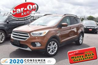 Used 2017 Ford Escape SE 4WD | NEW ARRIVAL | REAR CAM for sale in Ottawa, ON