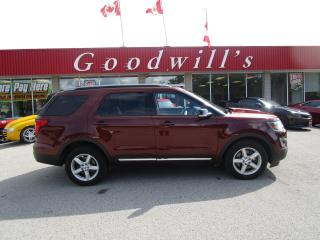 Used 2016 Ford Explorer CLEAN CARFAX! NAV! 7 PASS! for sale in Aylmer, ON