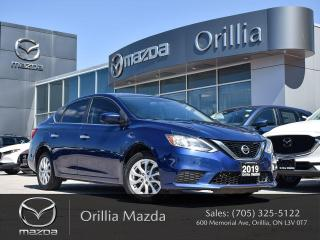 Used 2019 Nissan Sentra S for sale in Orillia, ON
