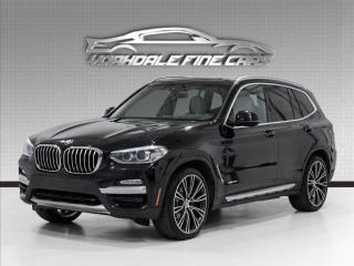 Used 2018 BMW X3 xDrive30i Sports Activity, Navi. Panoramic for sale in Concord, ON