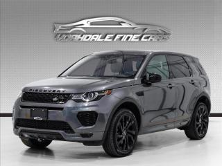 Used 2018 Land Rover Discovery Sport Dynamic Pkg, Navi, Pano, Blind Spot Assist for sale in Concord, ON