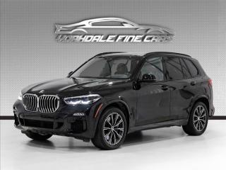 Used 2019 BMW X5 xDrive40i M Sports, Pano, Nav, Cam, HUD for sale in Concord, ON