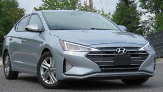 Used 2020 Hyundai Elantra preferred/Moonroof for sale in North York, ON