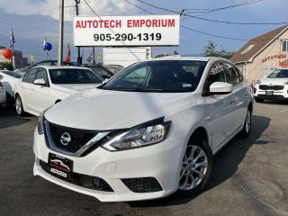 Used 2018 Nissan Sentra SV w/Sunroof Camera/Alloys/Bluetooth&GPS* for sale in Mississauga, ON