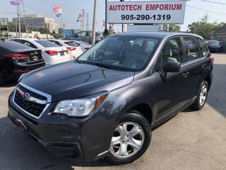 Used 2017 Subaru Forester AWD Camera/Bluetooth/Cruise&GPS*$169/bw for sale in Mississauga, ON