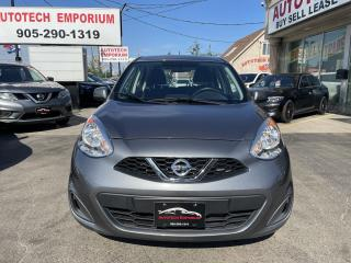 Used 2019 Nissan Micra SV Low KM/Camera/Bluetooth/Alloys&GPS* for sale in Mississauga, ON