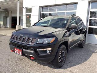 Used 2019 Jeep Compass Trailhawk 4x4 for sale in North Bay, ON