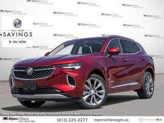 Used 2021 Buick Envision Avenir for sale in Ottawa, ON