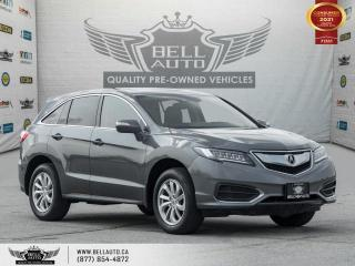 Used 2018 Acura RDX Tech pkg w/Navigation, AWD, RearCam, SunRoof, B.spot, Bluetooth for sale in Toronto, ON