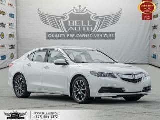 Used 2017 Acura TLX V6, AWD, RearCam, SunRoof, NoAccident, Sensors, MemoSeat for sale in Toronto, ON