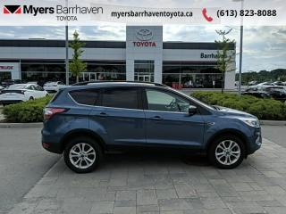 Used 2018 Ford Escape SEL  - Leather Seats -  SYNC 3 - $141 B/W for sale in Ottawa, ON