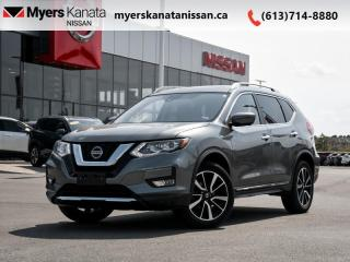 Used 2018 Nissan Rogue SL  - Low Mileage for sale in Kanata, ON