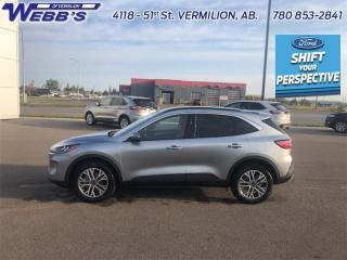 New 2021 Ford Escape SEL Hybrid AWD for sale in Vermilion, AB