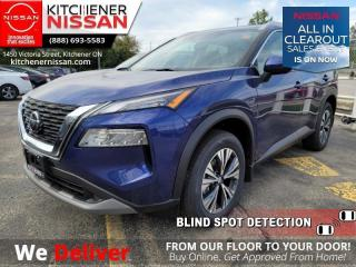 New 2021 Nissan Rogue SV  - Sunroof -  Heated Seats - $229 B/W for sale in Kitchener, ON