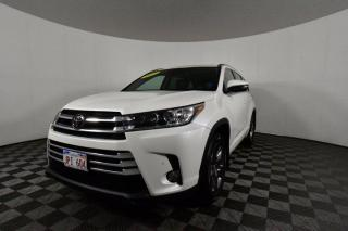 Used 2017 Toyota Highlander LIMITED  for sale in Dieppe, NB