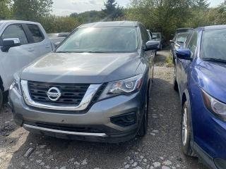 Used 2018 Nissan Pathfinder SV Tech for sale in Pickering, ON