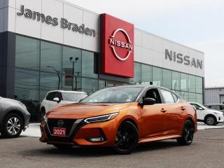 New 2021 Nissan Sentra SR for sale in Kingston, ON