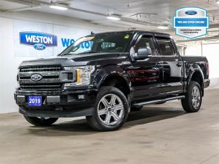 Used 2019 Ford F-150 XLT+4X4+CAMERA+REMOTE START+NAVIGATION+XLT SPORT PACKAGE for sale in Toronto, ON
