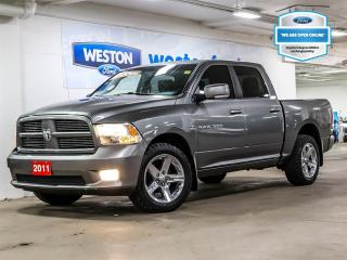 Used 2011 RAM 1500 Sport+AS IS+ for sale in Toronto, ON