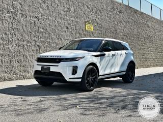 Used 2020 Land Rover Evoque SE for sale in Vancouver, BC