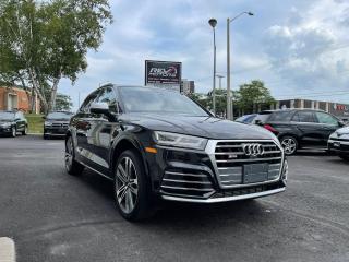 Used 2018 Audi SQ5 Premium Plus   quattro   Pano Roof   360 Cam for sale in Ottawa, ON