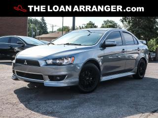 Used 2014 Mitsubishi Lancer for sale in Barrie, ON