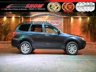 Used 2011 Subaru Forester 2.5X Premium AWD - Htd Seats & Pano Roof !! for sale in Winnipeg, MB