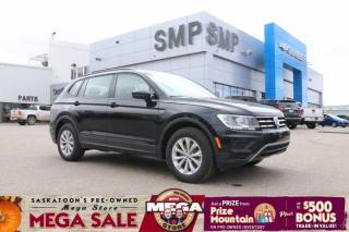 Used 2020 Volkswagen Tiguan Trendline - AWD, Heated Seats, Back Up Camera, Apple Car Play for sale in Saskatoon, SK