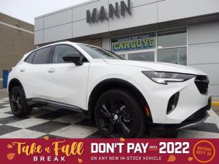 New 2021 Buick Envision Preferred for sale in Prince Albert, SK