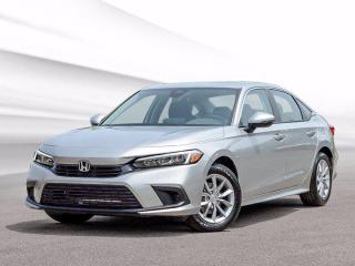 New 2022 Honda Civic Sedan EX for sale in Bridgewater, NS