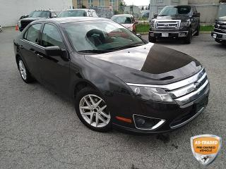Used 2010 Ford Fusion SEL | LEATHER | MOONROOF | HEATED SEATS | ALLOYS | for sale in Barrie, ON